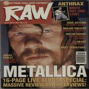 Click here for more info about 'Metallica - Raw No.137'