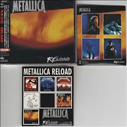 Click here for more info about 'Metallica - Reload + 2 Stickers'