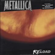 Click here for more info about 'Metallica - Reload - 180gm - Sealed'