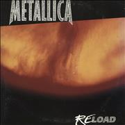 Click here for more info about 'Metallica - Reload - EX'
