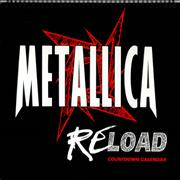 Click here for more info about 'Metallica - Reload Countdown Calendar'