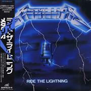 Click here for more info about 'Ride The Lightning + obi'