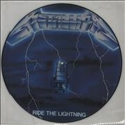 Click here for more info about 'Ride The Lightning - No Barcode'
