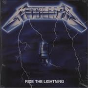 Click here for more info about 'Metallica - Ride The Lightning - Remastered'