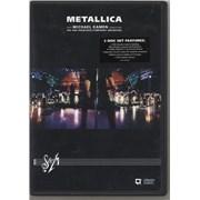 Metallica S & M UK DVD