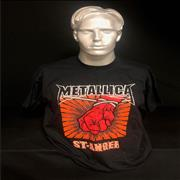Click here for more info about 'Metallica - St. Anger - Large'