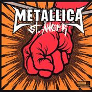 Click here for more info about 'Metallica - St Anger - Promo Display Flats'