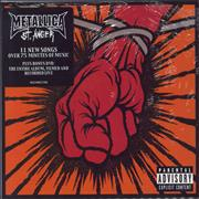 Click here for more info about 'Metallica - St Anger - Sealed'