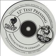 Click here for more info about 'Metallica - St. Anger - Test Pressing'