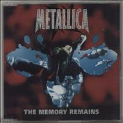 Click here for more info about 'Metallica - The Memory Remains'