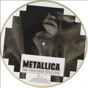 Click here for more info about 'Metallica - The Unnamed Feeling - Clear Rim'