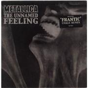 Metallica The Unnamed Feeling France CD single