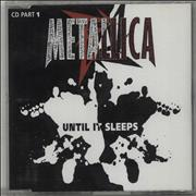 Click here for more info about 'Metallica - Until It Sleeps - Part 1'