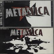 Click here for more info about 'Metallica - Until It Sleeps'