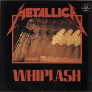 "Metallica Whiplash EP USA 12"" vinyl"