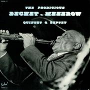 Click here for more info about 'The Prodigious Bechet-Mezzrow Quintet & Septet'