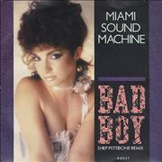 Click here for more info about 'Miami Sound Machine - Bad Boy'