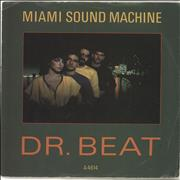 Click here for more info about 'Miami Sound Machine - Dr Beat + Sleeve'