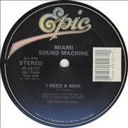 Click here for more info about 'Miami Sound Machine - I Need A Man'