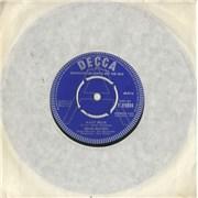 "Miar Davies Navy Blue UK 7"" vinyl Promo"