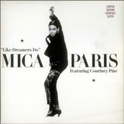 Click here for more info about 'Mica Paris - Like Dreamers Do - G/F'