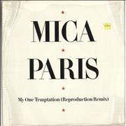 Click here for more info about 'Mica Paris - My One Temptation (Reproduction Remix)'