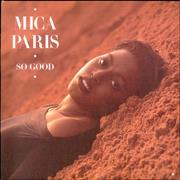 Click here for more info about 'Mica Paris - So Good'