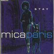 Click here for more info about 'Mica Paris - Stay'
