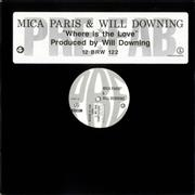 Click here for more info about 'Mica Paris - Where Is The Love'