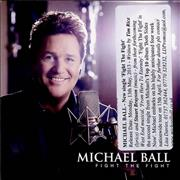 Click here for more info about 'Michael Ball - Fight The Fight'
