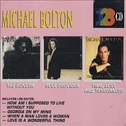Click here for more info about 'Michael Bolton - 3 X Cd Set'