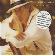 Click here for more info about 'Michael Bolton - A Love So Beautiful'