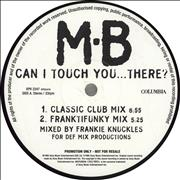 Click here for more info about 'Michael Bolton - Can I Touch You... There ?'