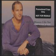 Click here for more info about 'Michael Bolton - Only A Woman Like You'