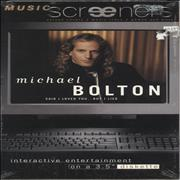Click here for more info about 'Michael Bolton - Said I Loved You... But I Lied - Music Screener'