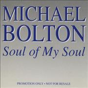 Click here for more info about 'Michael Bolton - Soul Of My Soul'