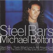 Click here for more info about 'Michael Bolton - Steel Bars'