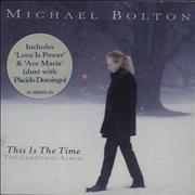 Click here for more info about 'Michael Bolton - This Is The Time'