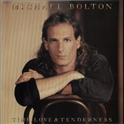 Click here for more info about 'Michael Bolton - Time, Love & Tenderness - Display Flats'