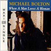 Click here for more info about 'Michael Bolton - When A Man Loves A Woman'