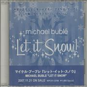 Click here for more info about 'Michael Buble - Let It Snow'
