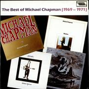 Click here for more info about 'Michael Chapman - The Best Of Michael Chapman - 1969-1971'