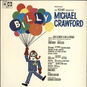 Click here for more info about 'Michael Crawford - Billy + Programme'