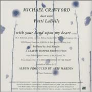 Click here for more info about 'Michael Crawford - With Your Hand Upon My Heart'