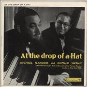 Click here for more info about 'Michael Flanders & Donald Swann - At The Drop Of A Hat - 70s'
