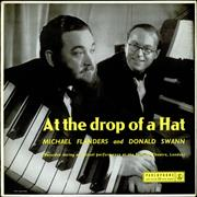 Click here for more info about 'Michael Flanders & Donald Swann - At The Drop Of A Hat - Mono'