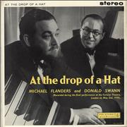 Click here for more info about 'Michael Flanders & Donald Swann - At The Drop Of A Hat - Stereo'