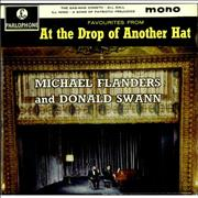 Click here for more info about 'Michael Flanders & Donald Swann - Favourites From At The Drop Of Another Hat'