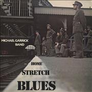 Click here for more info about 'Michael Garrick - Home Stretch Blues'