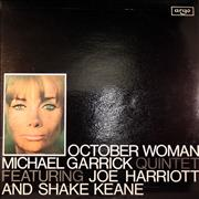 Click here for more info about 'Michael Garrick - October Woman'